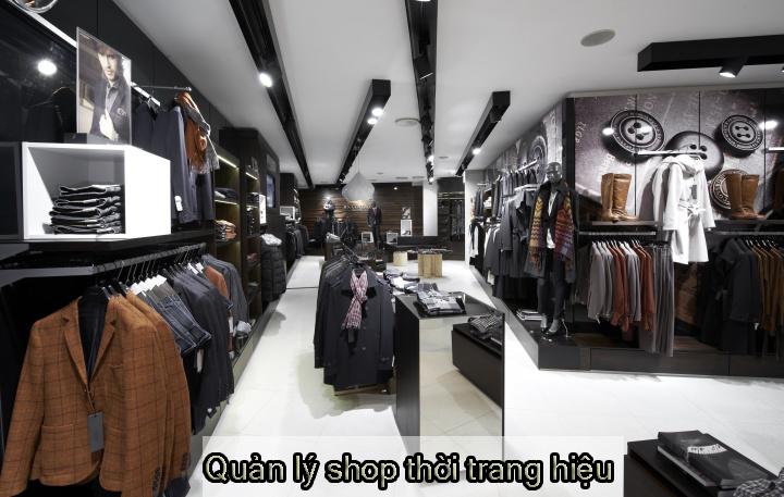 Quản shop quần áo hiệu quả nhờ phần mềm quản lý shop thời trang